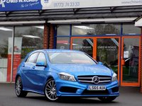 USED 2015 65 MERCEDES-BENZ A CLASS A180 1.5 CDi BLUEEFFICIENCY AMG SPORT 5dr AUTO  *ONLY 9.9% APR*