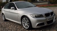 USED 2010 60 BMW 3 SERIES 2.0 318D M SPORT BUSINESS EDITION 4d 141 BHP