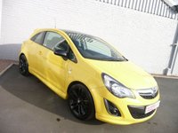 USED 2013 62 VAUXHALL CORSA 1.2 LIMITED EDITION 3d 83 BHP 1 LADY OWNER + FSH