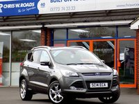 USED 2014 14 FORD KUGA 2.0 TDCi TITANIUM 5dr (140) APPEARANCE PACK *ONLY 9.9% APR with FREE Servicing*