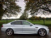 USED 2015 65 BMW M5 4.4 M5 4d AUTO 553 BHP