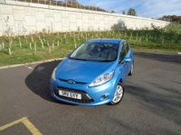 USED 2011 11 FORD FIESTA 1.2 ZETEC 5d 81 BHP GREAT FIRST CAR!!