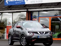 USED 2014 64 NISSAN JUKE 1.2 TEKNA DIG-T 5dr * Colour Style Pack * *ONLY 9.9% APR with FREE Servicing*