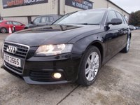 USED 2011 AUDI A4 2.0 AVANT TDI SE DPF 5d AUTO 141 BHP Superb Condition German Auto, No Deposit Necessary, Low Rate Finance Available