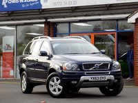 USED 2013 63 VOLVO XC90 2.4 D5 ES AWD 5dr AUTO 200 BHP * Full Leather * *ONLY 9.9% APR with FREE Servicing*