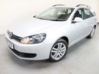 USED 2012 12 VOLKSWAGEN GOLF 1.6 SE TDI BLUEMOTION 5d 103 BHP