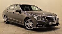 USED 2011 11 MERCEDES-BENZ E CLASS 3.0 E350 CDI BLUEEFFICIENCY SPORT 4d AUTO 265 BHP + 1 OWNER FROM NEW  +  EXCELLENT CONDITION