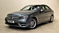 USED 2011 11 MERCEDES-BENZ C CLASS 2.1 C250 CDI BLUEEFFICIENCY SPORT 4d AUTO 202 BHP + 2 PREV OWNERS + AIR CON + AUX + BLUETOOTH + SERVICE FISTORY