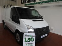 2012 FORD TRANSIT 2.2 280 ECONETIC SWB 6 SPEED LOW MILES 1OO BHP CHOICE £6795.00