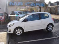 USED 2012 62 RENAULT TWINGO 1.1 DYNAMIQUE 3d 75 BHP ONLY £30 A YEAR ROAD TAX