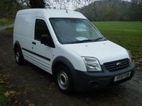2011 FORD TRANSIT CONNECT 1.8 T230 HR 1d 90 BHP £4495.00