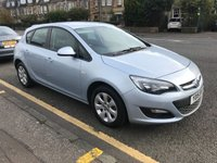 USED 2015 15 VAUXHALL ASTRA 1.2 DESIGN CDTI ECOFLEX 5d 95 BHP PRICE INCLUDES A 6 MONTH AA WARRANTY DEALER CARE EXTENDED GUARANTEE, 1 YEARS MOT AND A OIL & FILTERS SERVICE. 12 MONTHS FREE BREAKDOWN COVER.