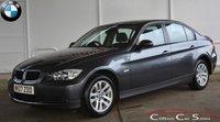 2007 BMW 3 SERIES 318i SE SALOON 6-SPEED 128 BHP £SOLD