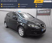 USED 2009 09 SEAT ALTEA 1.6 STYLANCE 5d 101 BHP