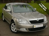 USED 2009 59 SKODA OCTAVIA 1.4 ELEGANCE TSI 5d 121 BHP VERY DESIRABLE PETROL FAMILY CAR***