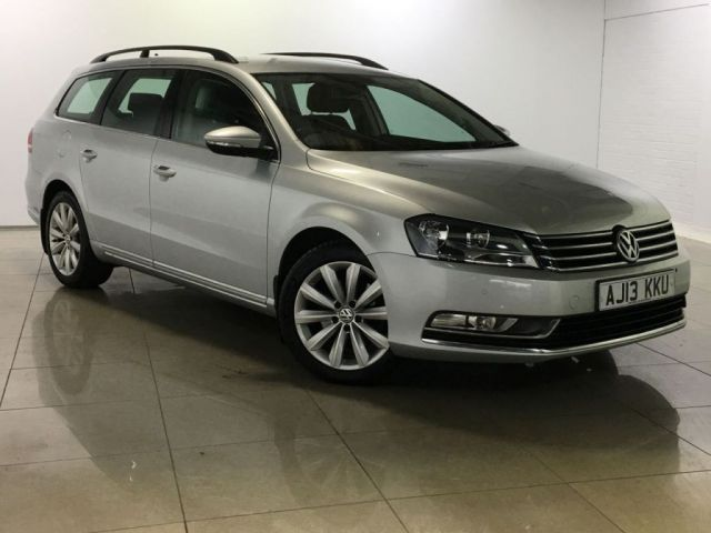 View our 2013 13 VOLKSWAGEN PASSAT 2.0 HIGHLINE TDI BLUEMOTION TECHNOLOGY 5d 139 BHP