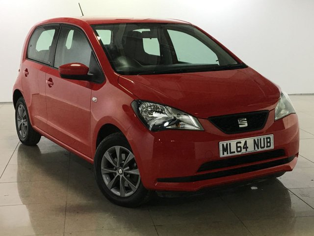 View our 2014 64 SEAT MII 1.0 I-TECH 5d 59 BHP