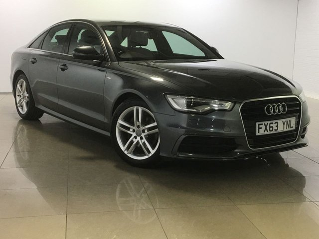 View our 2013 63 AUDI A6 2.0 TDI S LINE 4d 175 BHP