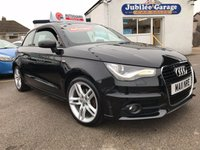 USED 2011 11 AUDI A1 1.4 TFSI S LINE 3d AUTO 122 BHP S line, Heated seats, Great spec, Low miles!