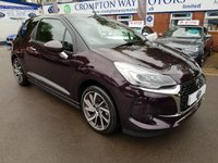 USED 2016 16 DS DS 3 1.2 PURETECH PRESTIGE S/S 3d 129 BHP 0% AVAILABLE ON THIS CAR PLEASE CALL 01204 317705