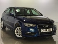 USED 2014 64 AUDI A3 2.0 TDI SE 5d AUTO 148 BHP SUPERB EXAMPLE / MUST BE SEEN