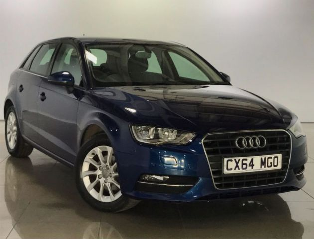View our 2014 64 AUDI A3 2.0 TDI SE 5d AUTO 148 BHP