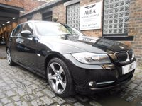 2010 BMW 3 SERIES 2.0 318I EXCLUSIVE EDITION 4d AUTO 141 BHP £8995.00