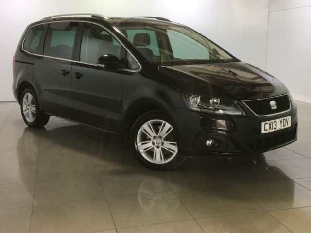 View our 2013 13 SEAT ALHAMBRA 2.0 TDI CR SE 5d 177 BHP