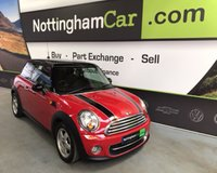 2011 MINI HATCH COOPER COOPER D £5795.00