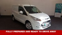 2014 FORD TRANSIT CONNECT 1.6 200 LIMITED 114 BHP +High Specification+Immaculate Condition+Ready To Drive Away+ £9990.00