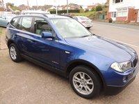 2009 BMW X3 2.0 XDRIVE20D SE 5d AUTO 175 BHP £8650.00