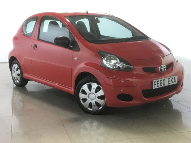 View our 2010 60 TOYOTA AYGO 1.0 VVT-I 3d 67 BHP