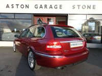 USED 2006 56 JAGUAR X-TYPE 3.0 V6 SE ESTATE AUTO 231 BHP ** FSH * SAT NAV * LEATHER ** ** FULL SERVICE HISTORY **