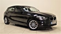 USED 2013 63 BMW 1 SERIES 1.6 116D EFFICIENTDYNAMICS 5d 114 BHP + 1 OWNER + FULL SERVICE HISTORY + EXCELLANT CONDITION