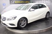 USED 2014 14 MERCEDES-BENZ A CLASS A180 CDI BLUEEFFICIENCY SPORT 5d AUTO 109 BHP