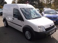 2003 FORD TRANSIT CONNECT 1.8 T220 LWB TDDI 1d 74 BHP £1750.00