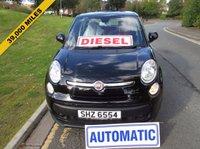 2014 FIAT 500L 1.2 MULTIJET POP STAR DUALOGIC 5d AUTO 85 BHP £6999.00