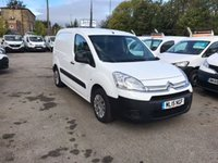 2015 CITROEN BERLINGO}