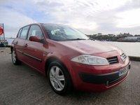 2005 RENAULT MEGANE 1.6 SL OASIS 16V 5d 115 BHP £1099.00