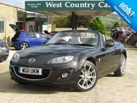USED 2011 11 MAZDA MX-5 2.0 I ROADSTER KENDO 2d 158 BHP Low Mileage, Full Mazda Service History