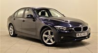 USED 2013 62 BMW 3 SERIES 2.0 318D SE 4d AUTO 141 BHP + 2 PREV OWNERS + AIR CON + AUX + BLUETOOTH