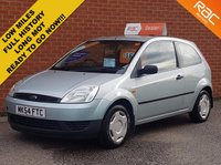 2004 FORD FIESTA 1.2 FINESSE 16V 3d FULL SERVICE HISTORY £1495.00