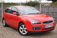 USED 2007 57 FORD FOCUS 1.6 ZETEC 5d 100 BHP Free 12  month warranty