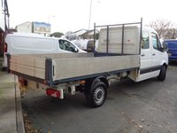 USED 2013 62 VOLKSWAGEN CRAFTER 2.0 CR35 TDI DCB 1d 107 BHP