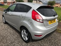 USED 2013 63 FORD FIESTA 1.6 Zetec Powershift 5dr Automatic! Low Miles! Bargain!