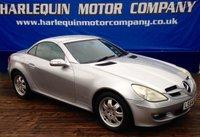 2004 MERCEDES-BENZ SLK 1.8 SLK200 KOMPRESSOR 2d AUTO 161 BHP £3999.00