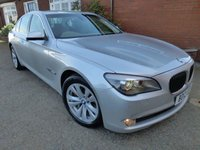 2012 BMW 7 SERIES 3.0 730D SE 4d AUTO 242 BHP Finance From £388.06 p/m*  £17650.00