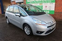 USED 2007 57 CITROEN C4 PICASSO 1.6 GRAND VTR PLUS HDI 5d 110 BHP +7 SEATER +Just Serviced +Full MOT.
