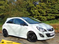 USED 2014 64 VAUXHALL CORSA 1.2 LIMITED EDITION 3d 83 BHP FULL AA 128 POINT INSPECTION