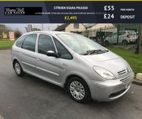 USED 2009 58 CITROEN XSARA PICASSO 1.6 PICASSO DESIRE 57000 miles fsh comes fully serviced with full mot hard to find this clean